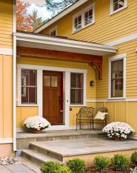 Front Door Stoop Designs - Native Home Garden Design