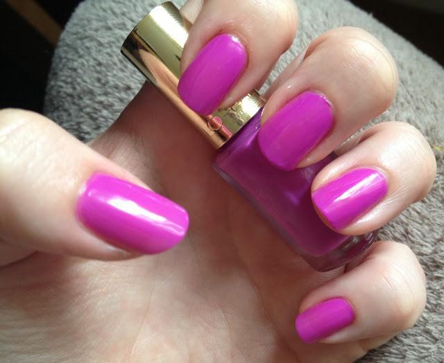 L39oreal Colour Riche Go Neon Nail Polish Paperblog