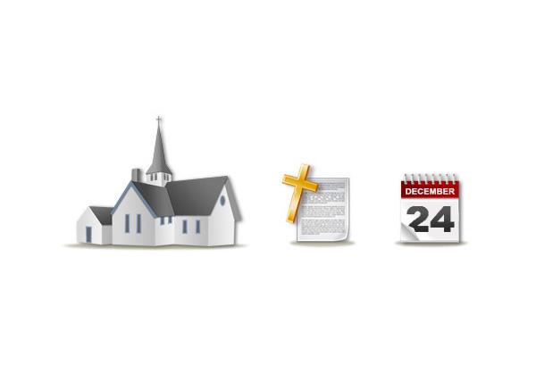 Orlando Graphic Design Church Vector Icons Orlando Web Design