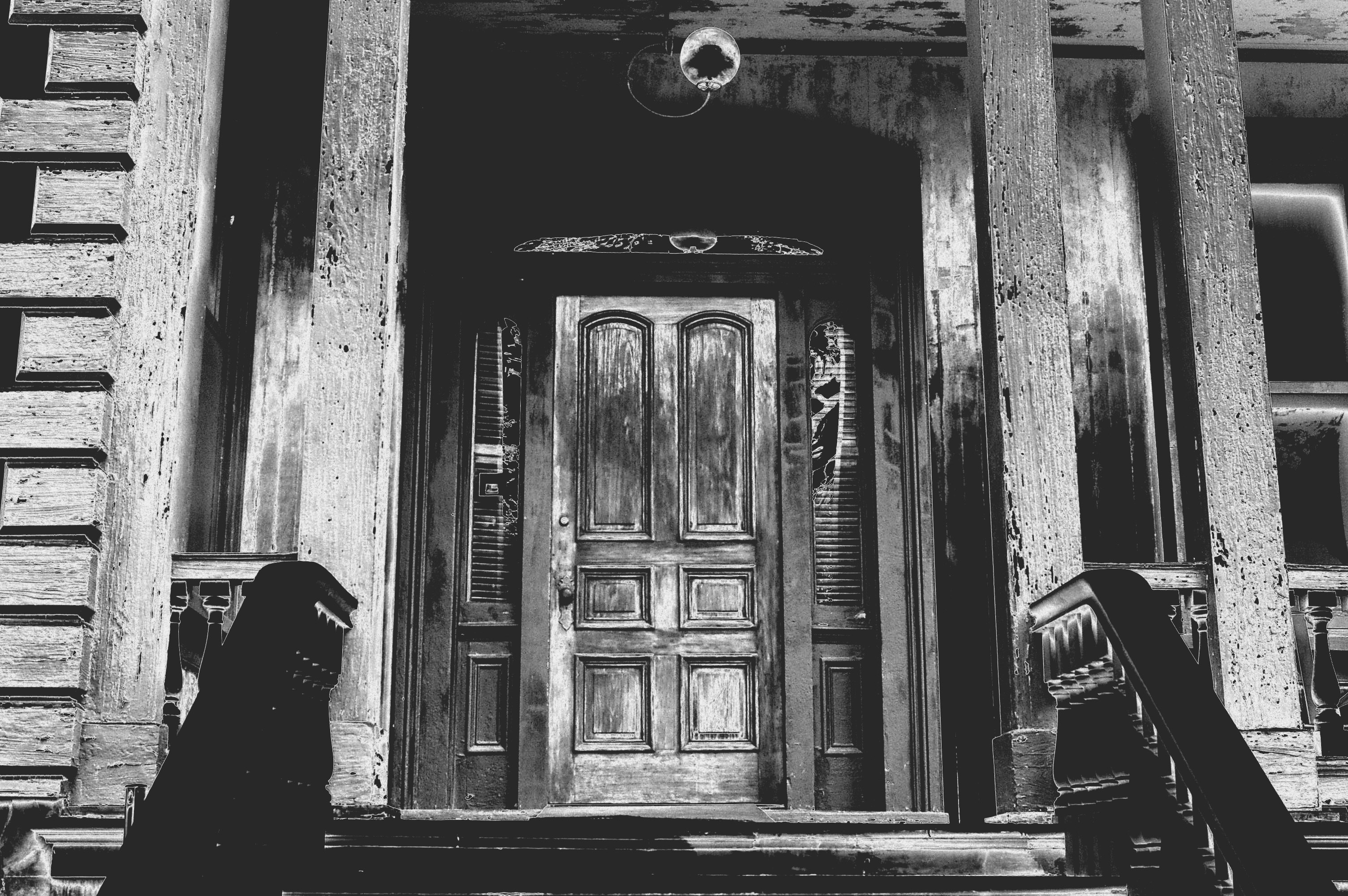Creepy Door & Creepy Door By AustriaAngloAlliance