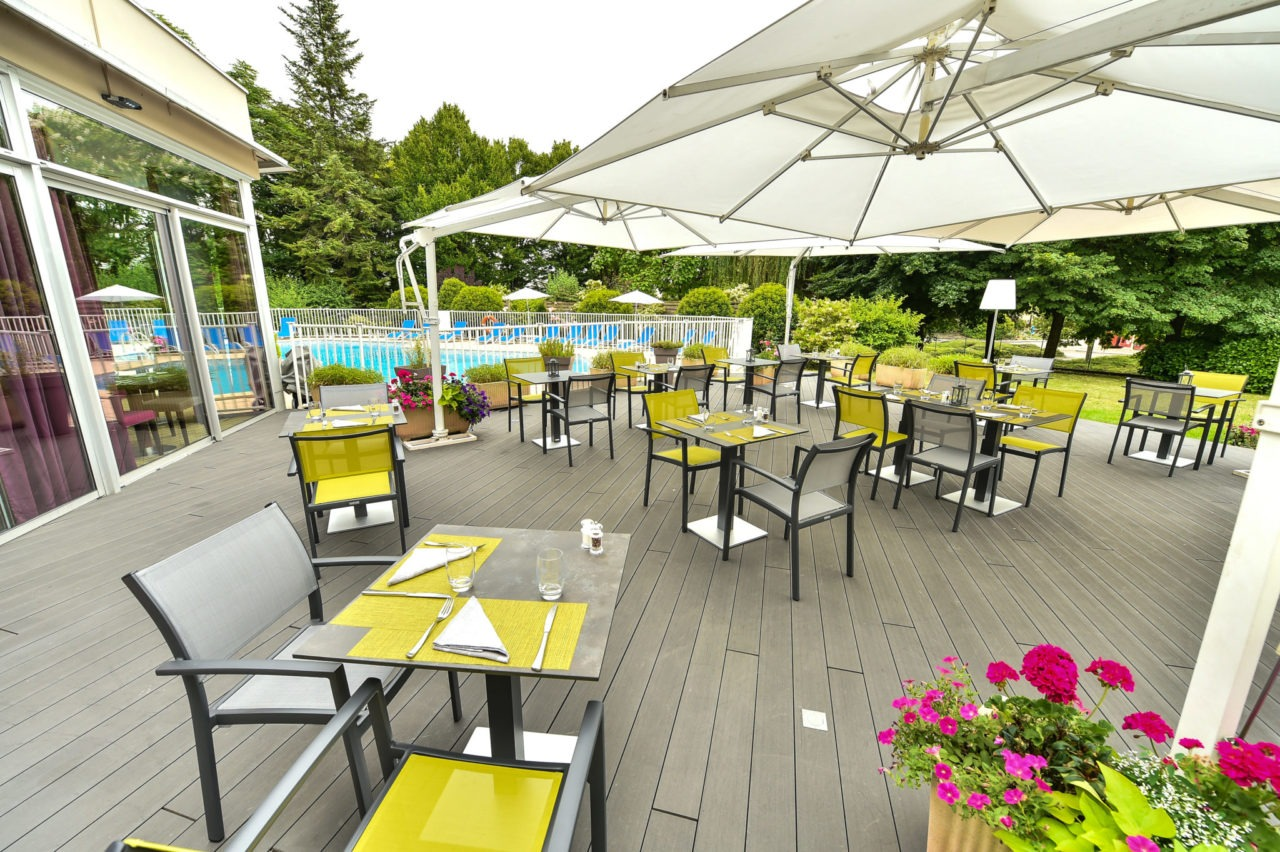 Restaurant Terrasse Our Terrace Is Open M7 Restaurant