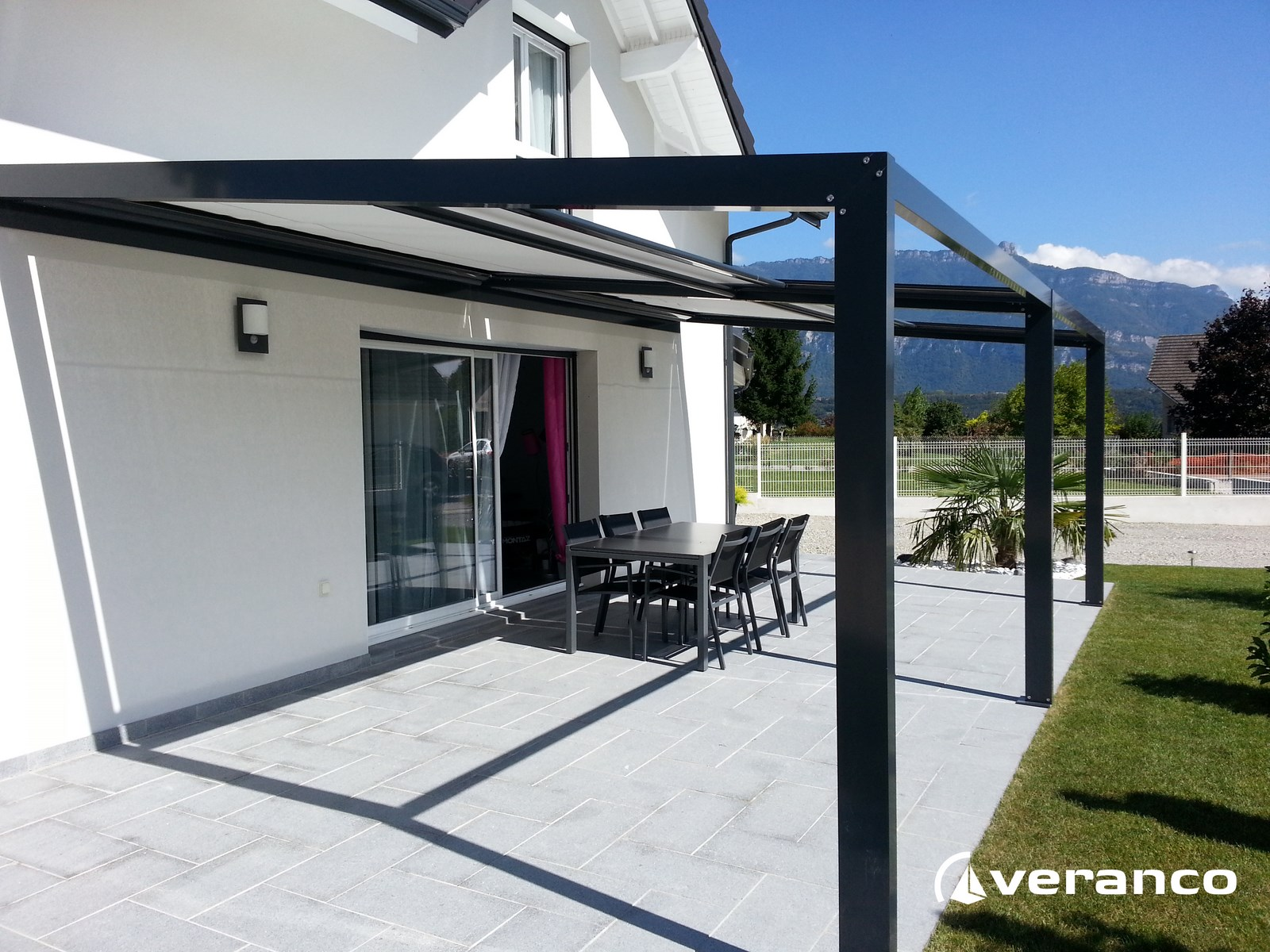 Store De Terrasse Retractable Pergola Retractable Ma Pergola
