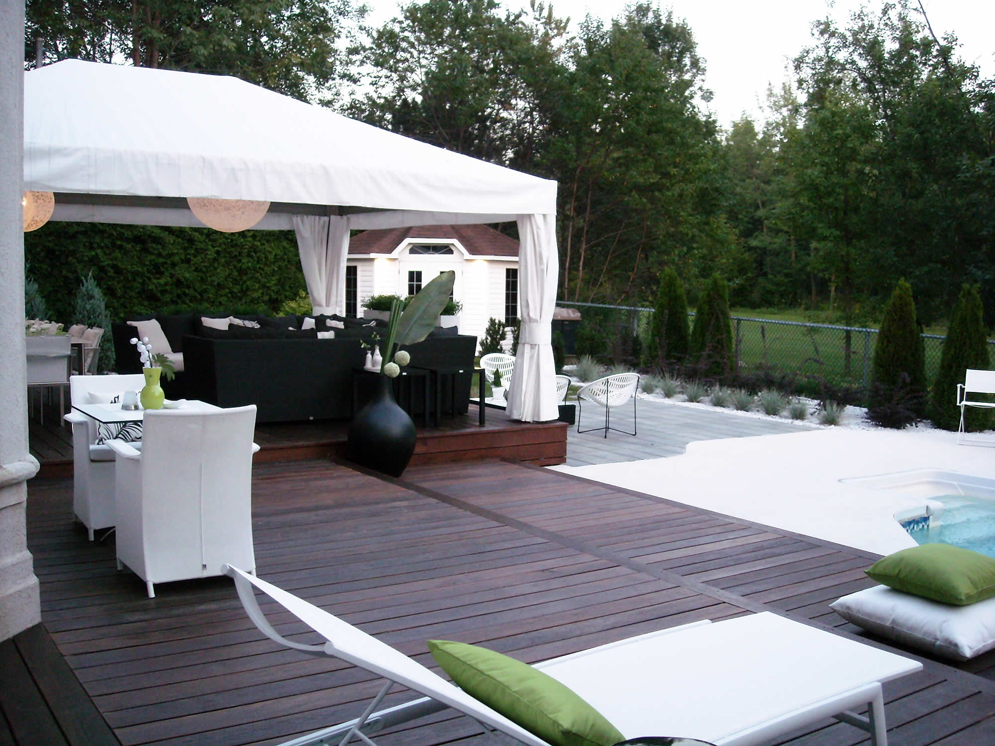 Terrasse Moderne Contemporain Stunning Terrasse Moderne Photos Awesome Interior Home