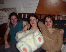 Julie Sugar, Rebecca Lammons, Rachel Speight