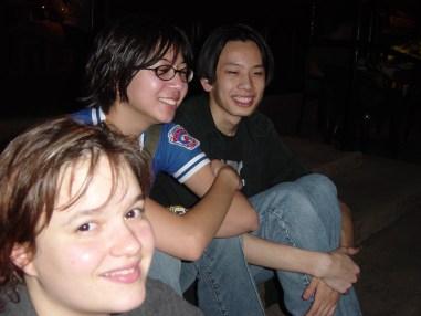 Elissa Sloan, Josh Wu, Rachel Speight