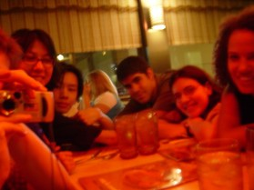 Julie Sugar, Sarah Clarke, Elissa Sloan, Josh Wu