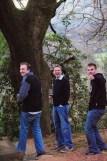 Matt Mullenweg, Tyler Reed, Chris Rawlinson