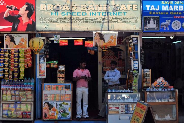 Broad Band Cafe