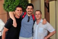 Tim Ferriss, Jose Castro, Andrew Rosca