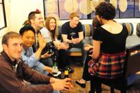 Lloyd Budd, Heather Rasley, Mark Jaquith, Hailin Wu, Nick Momrik, Sheri Bigelow