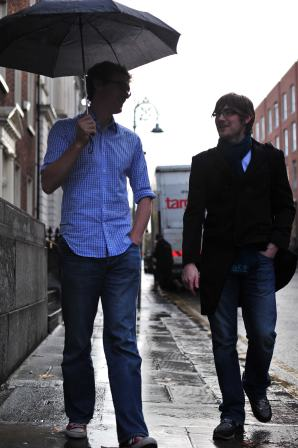 Paddy Cosgrave, Paul Campbell