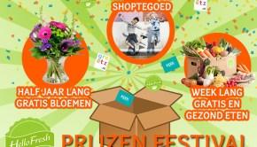 hellofresh prijzenfestival