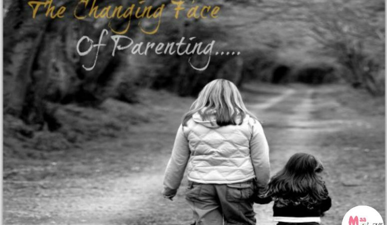 The Changing Face Of Parenting