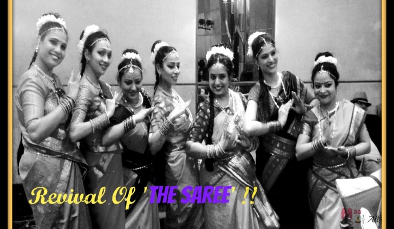 Revival of 'The Saree' !!