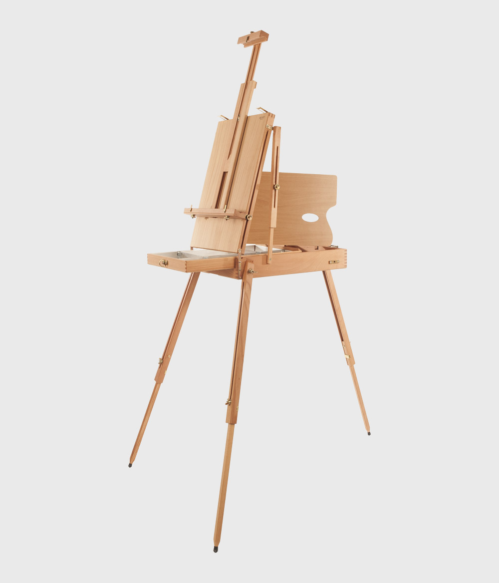 Easels Easels Sketch Boxes M A B E F Art Supporters