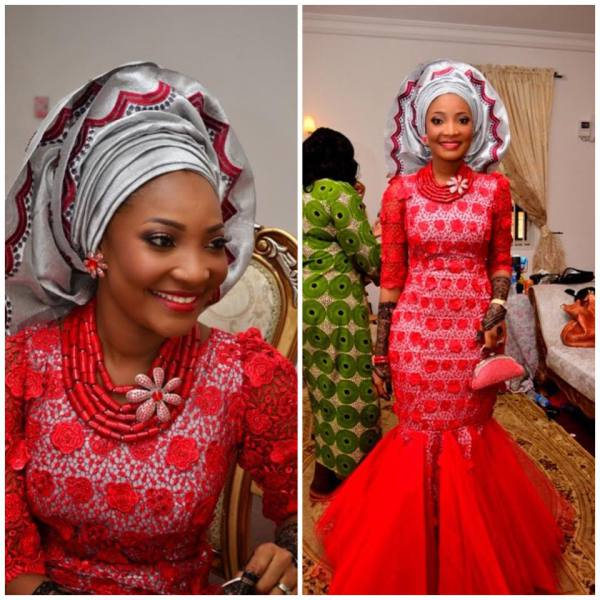 Beautiful Nigerian Wedding Dresses For The To-Be-Bride Nigerian