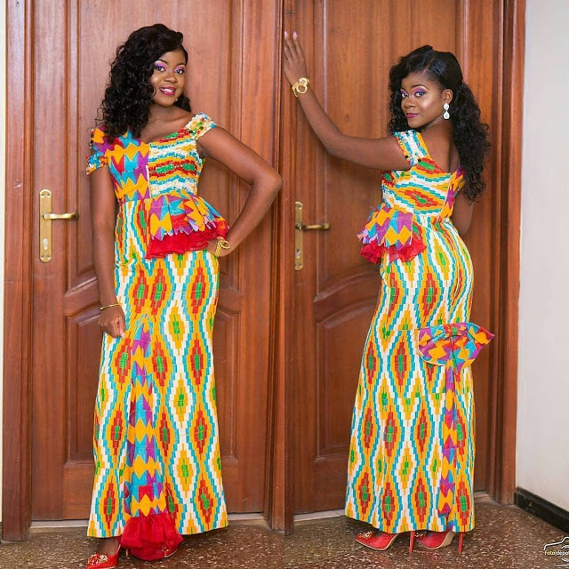 Long African Dresses You Need To Rock This Season