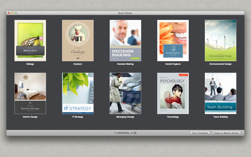 Download Books Expert - Templates for iBooks Author Mac 30
