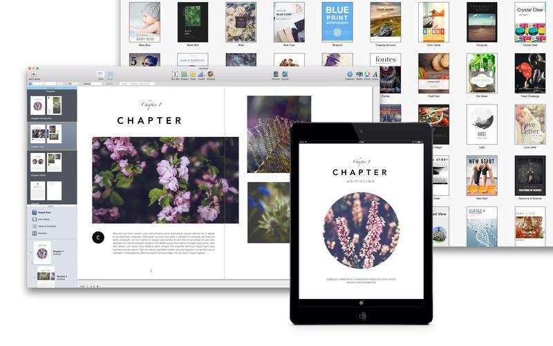 DesiGN Books Author Templates Mac 601 - Download