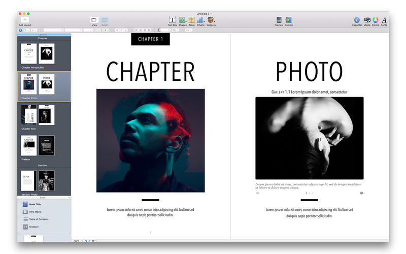 Download Templates for iBooks Author Mac 30