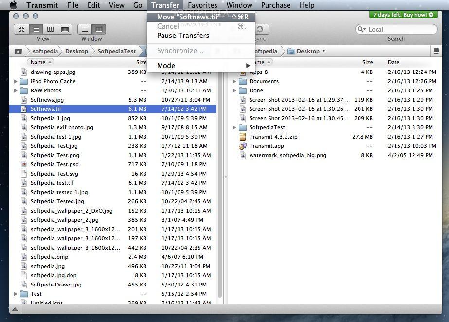 Download Transmit Mac 52