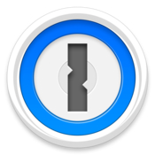 1Password Password Manager and Secure Wallet icon