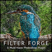 Filter forge logo icon