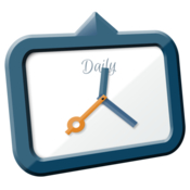 Daily time tracking for professionals icon