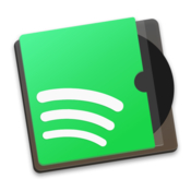 Simplify for spotify itunes vox pandora soundcloud music players icon