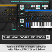 Waldorf waldorf edition 2 icon