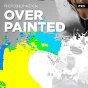 Overpainted photoshop action 13270812 icon