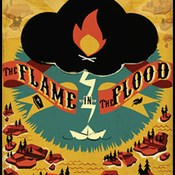 The flame in the flood game boxshot icon