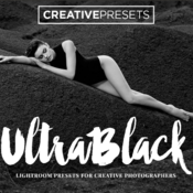 10 ultrablack bandw lightroom presets 324509 icon