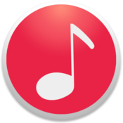 Lyrical widget for lyrics and itunes controls icon