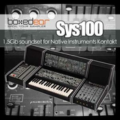 Boxed ear sys100 roland system 100 icon