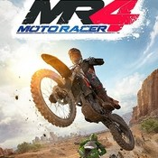 Moto racer 4 game icon