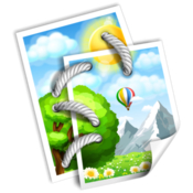 Photostitcher create panoramic images from your photos icon