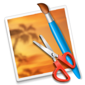 Pro paint handy photo editor tool icon
