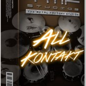 The metal factory drums bundle icon