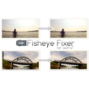 Crumplepop fisheye fixer for gopro icon