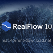 Realflow 10 icon
