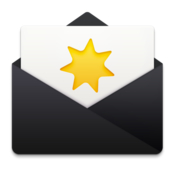 Stationery for mail templates guru icon