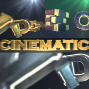 Videohive cinematic logo text reveal after effects project 17646404 icon