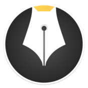 Wonderpen writing app for both professional and amateur writers icon