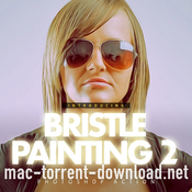 Creative market bristle painting 2 photoshop action 1244164 icon