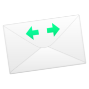Email address extractor icon