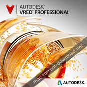 Autodesk vred professional 2018 icon
