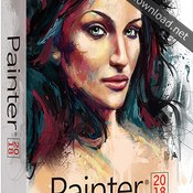 Corel painter 2018 icon