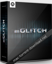 Motionvfx mglitch distortion effects for fcpx and motion 5 icon