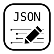 Json editor flexible visual editor for json data icon